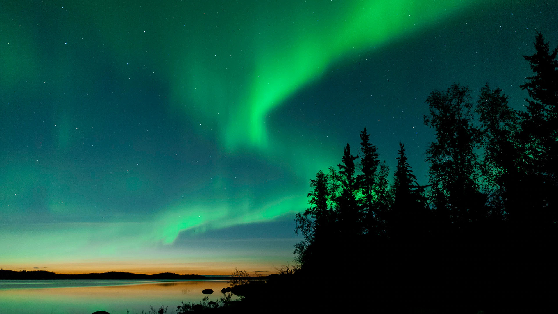 The Wonders of the Northern Lights